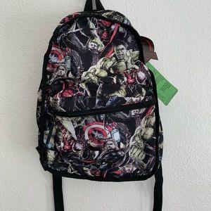 New Marvel backpack